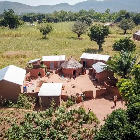 Changements climatiques à Yiéga, au Burkina Faso