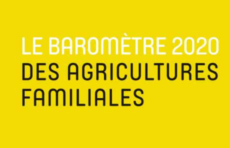Baromètre des agricultures familiales 2020